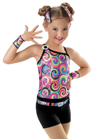 Pretty Hairstyles78 Dance Performance Hairstyles For Girls