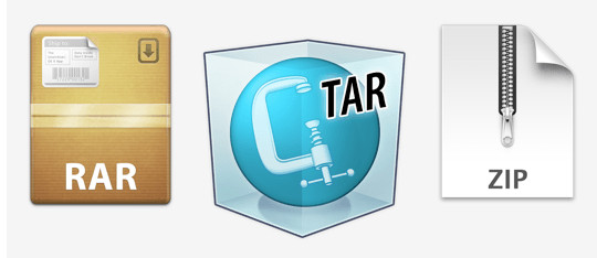 TAR などの解凍・圧縮コマンドの使い方まとめ