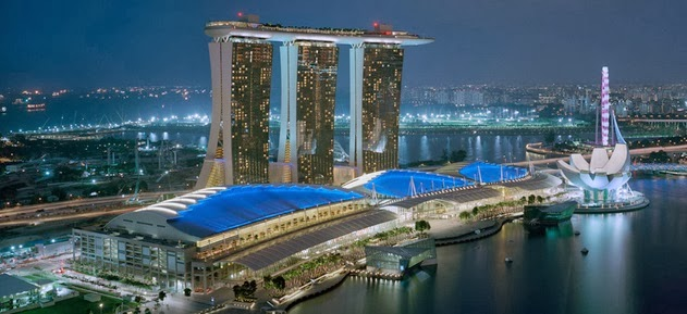 The Highest Economical Developed Country 2014 Singapore