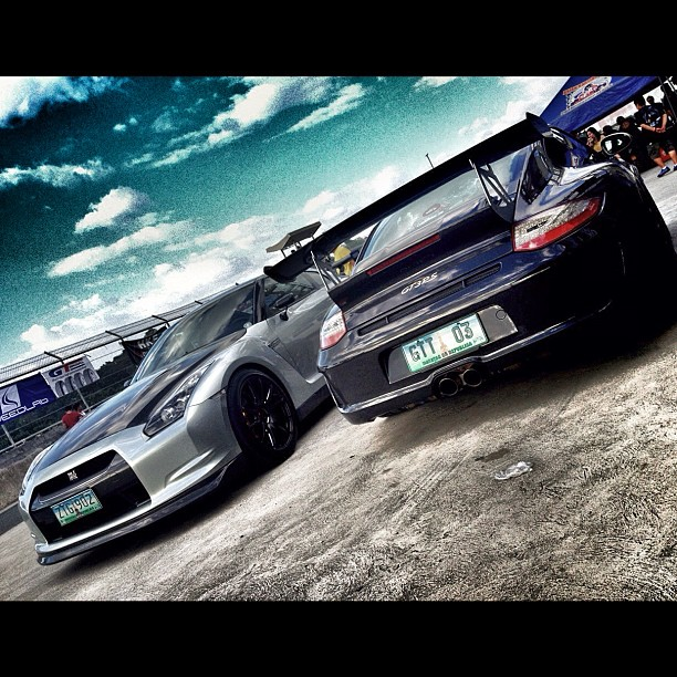 Speedtroopers Custom Pinoy Rides Nissan GT-R Porsche 911 GT3 RS Emperor Motorsports pic1