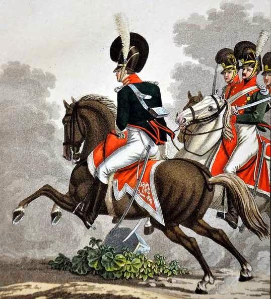 Роды войск Баварии