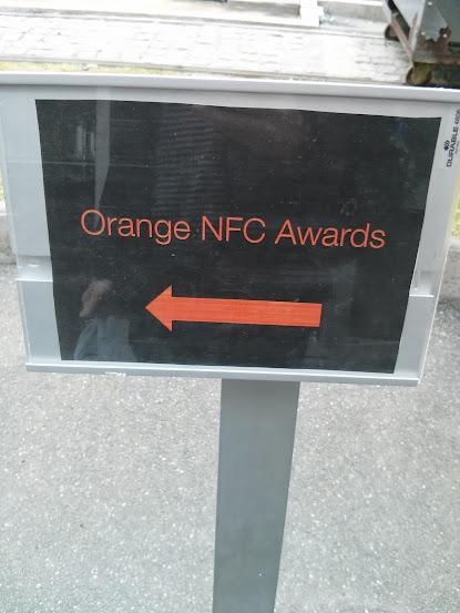 Orange NFC
