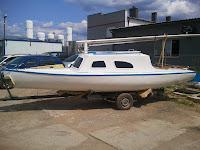 Jacht Omega sprzedam - 29032014