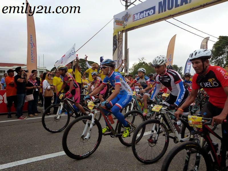 Harian Metro Mountain Bike Grand Prix Cuti-Cuti 1Malaysia 2014