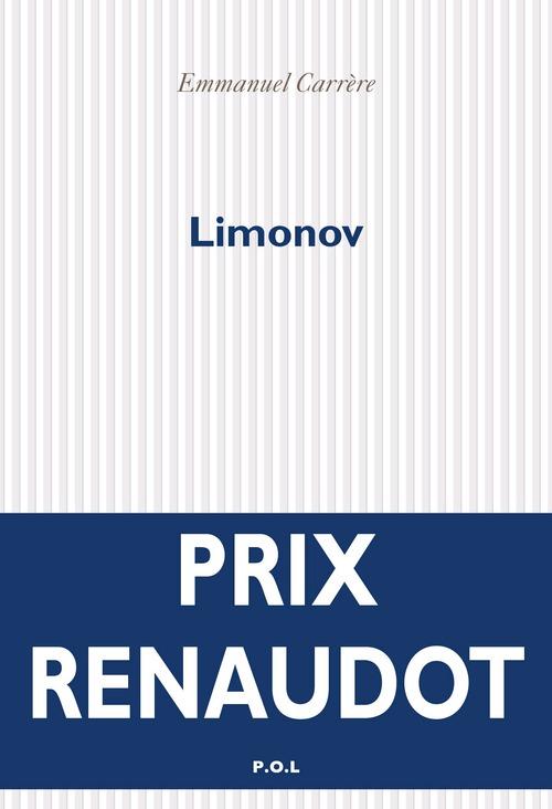 Emmanuel Carrère LIMONOV