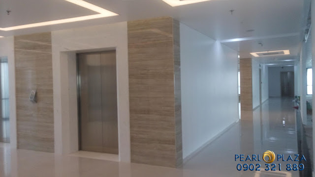 PRICE: for sale & for rent office at Pearl Plaza HCMC - hình 2