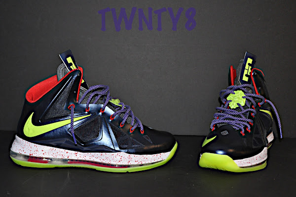 Designing Your LeBron X iD Doesn8217t Have to be all that Serious