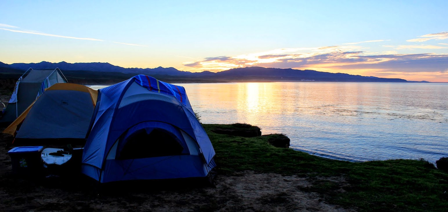 Mexico Surf & Camping Trip