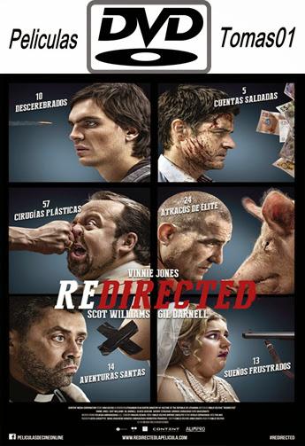 Redirected (2014) DVDRip