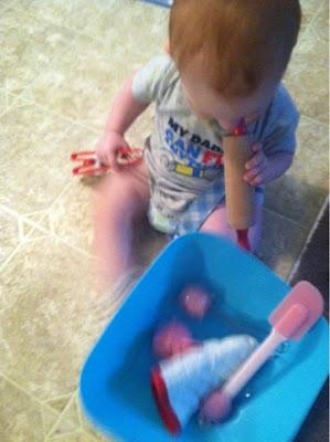 montessori baby discovery bowl