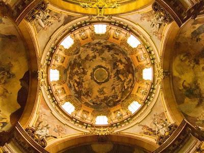 Iglesia de San Nicolás de Praga