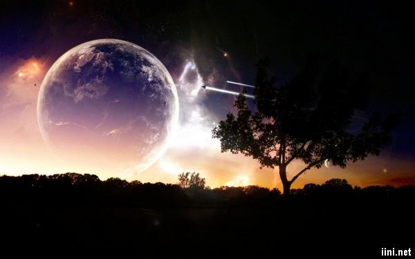 ảnh trăng nghệ thuật đẹp