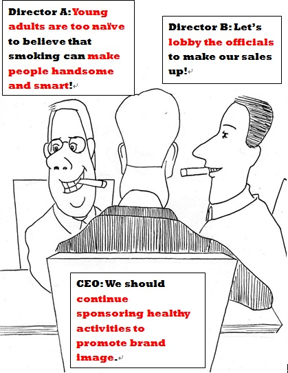 philip morris unethical issues