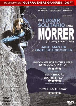 Filme Poster Um Lugar Solitário para Morrer DVDRip XviD & RMVB Dublado