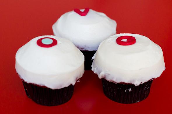 Red Velvet Cupcakes Sprinkles