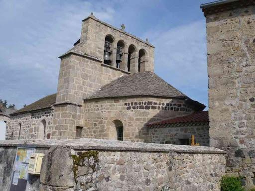 L'église de Saint-Vénérand