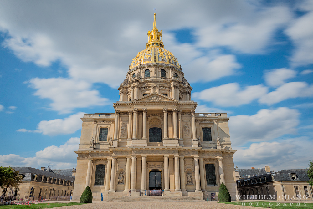 到巴黎攝影 榮軍院 Les Invalides