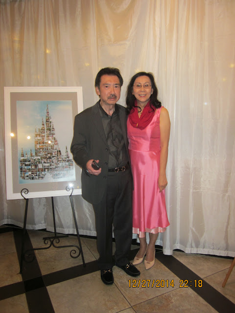 KM Houston dự đám cưới 12/2014  h5