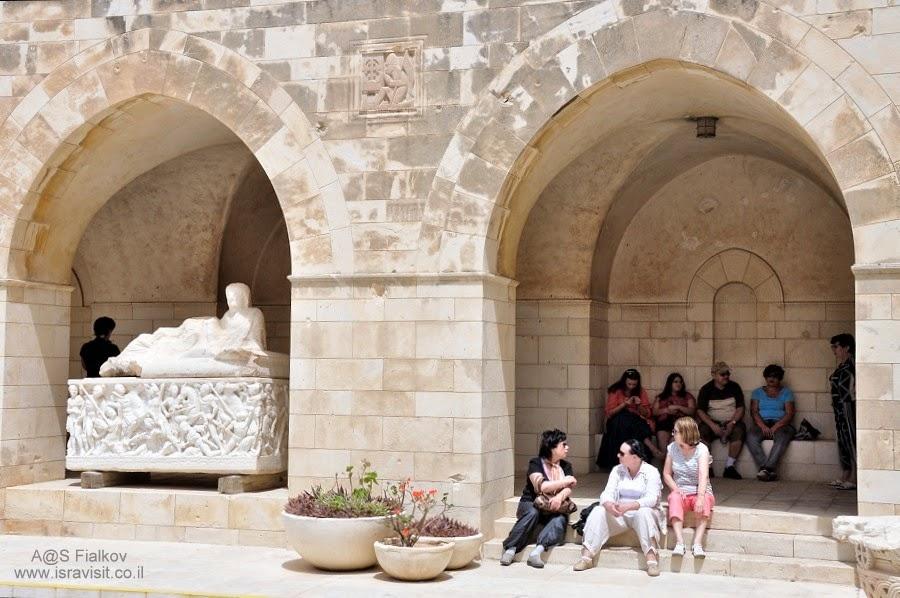Археологический музей Рокфеллера. Экскурсия в Иерусалиме. Гид в Иерусалиме Светлана Фиалкова.