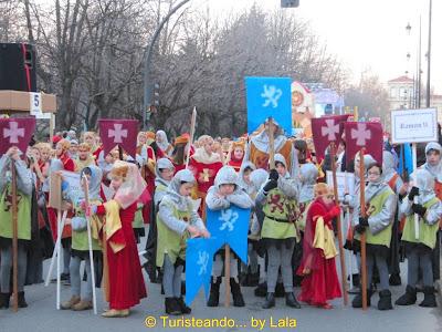 disfraces desfile carnaval leon