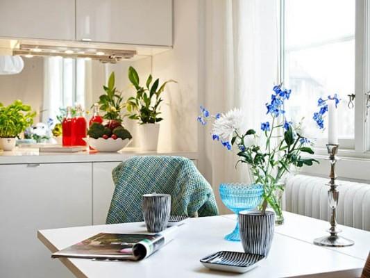 Hút vượng tài vào nhà với hoa tươi