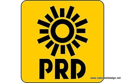 Logotipo del Partido de la Revolución Democrática (PRD)