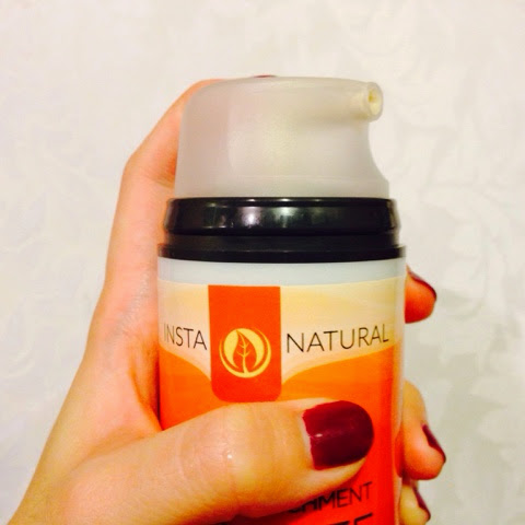 InstaNatural Cellulite Cream - photo credit: intrice.blogspot.com