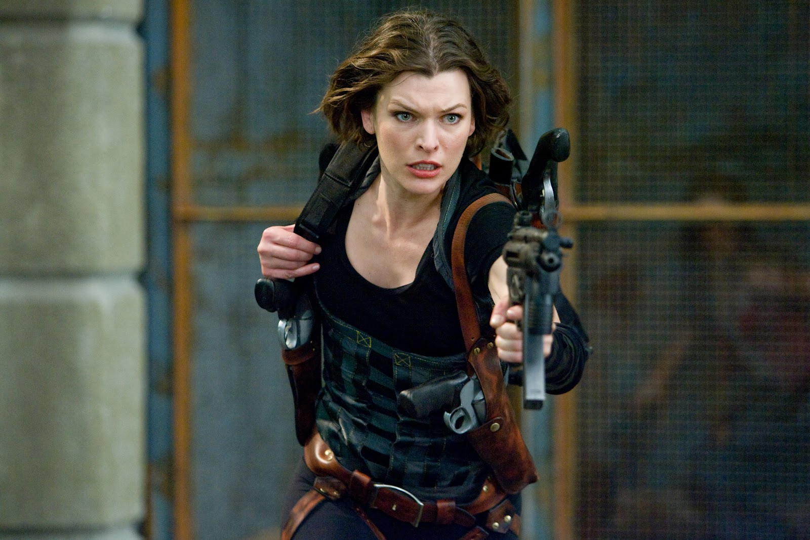 Resident Evil     Retribution HD Wallpaper   Purlzek