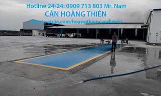 Hình ảnh trạm cân xe tải Hoàng Thiên_04