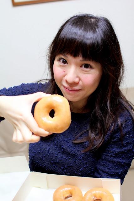 台北 美食 Krispy Kreme甜甜圈