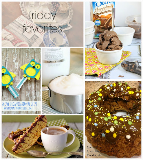 Friday Favourites, Friday Features and Pinning Bloggers