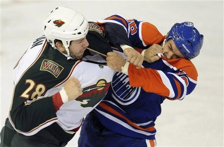 Matt Kassian vs Darcy Hordichuk
