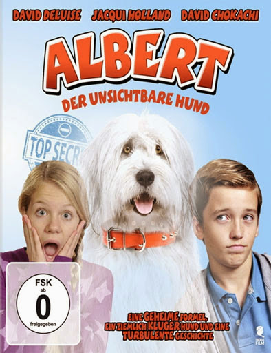 Abner, the Invisible Dog (2013) [Latino]