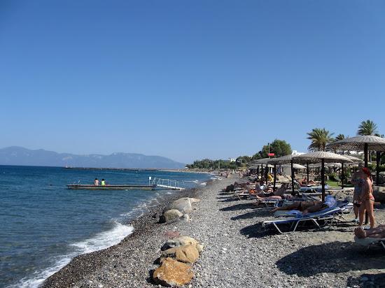 grecotel kos imperial - plaża