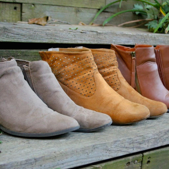 Beauty Booties