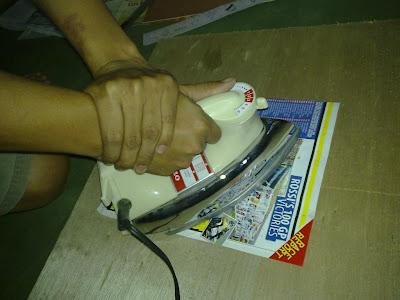Using Flat iron