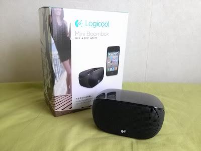 Logicool mini boom box 入手!!