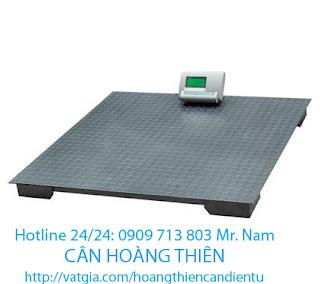 cân sàn điện tử yaohua yht3 2 tấn