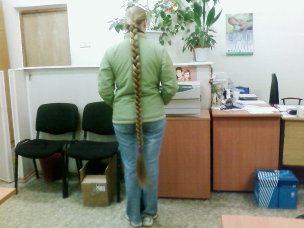 ultra long tresses longest braid