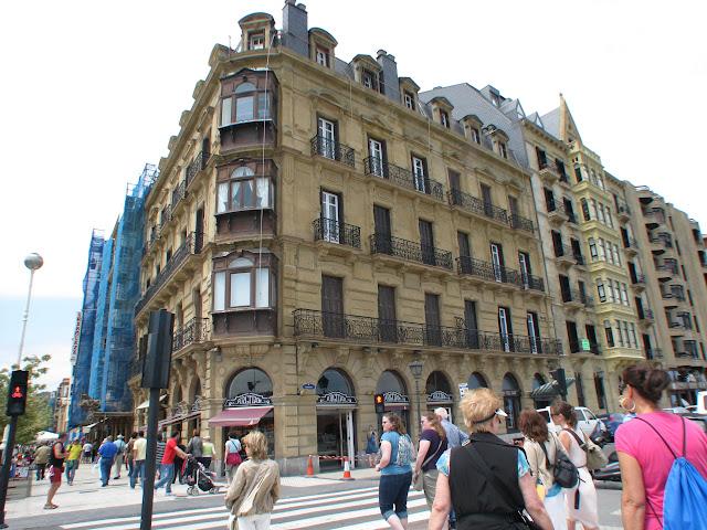 Streets of San Sebastián