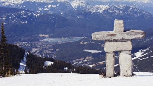 An Inuit Inukshuk, Whistler Mountain, British Columbia, Canada.jpg