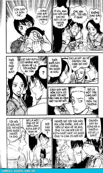 Detective Conan Chap 511 - Truyen.Chap.VN