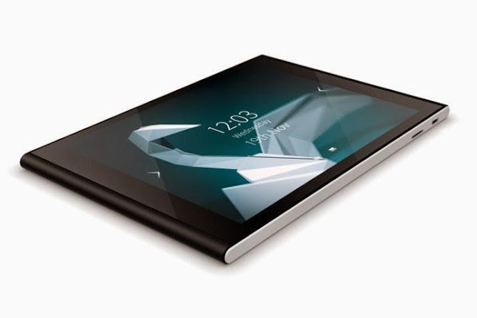 Jolla quiere financiar una tablet multitarea mediante micromecenazgo