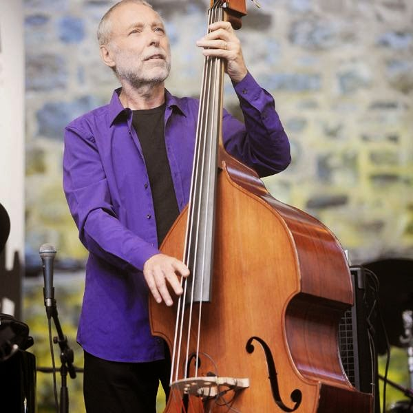 British musician Dave Holland performs during the fourth day of the 49th Jazzaldia Jazz festival of San Sebastian, north of Spain, on July 26, 2014.