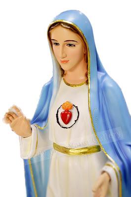 Tượng Đức mẹ Fatima