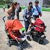 Nara - spotykamy pieski w wózku