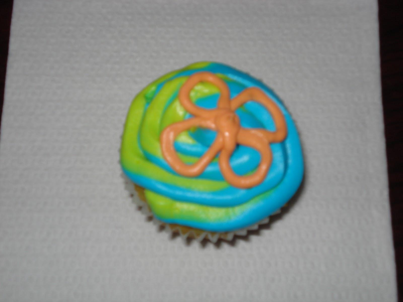 cupcake frosting machine