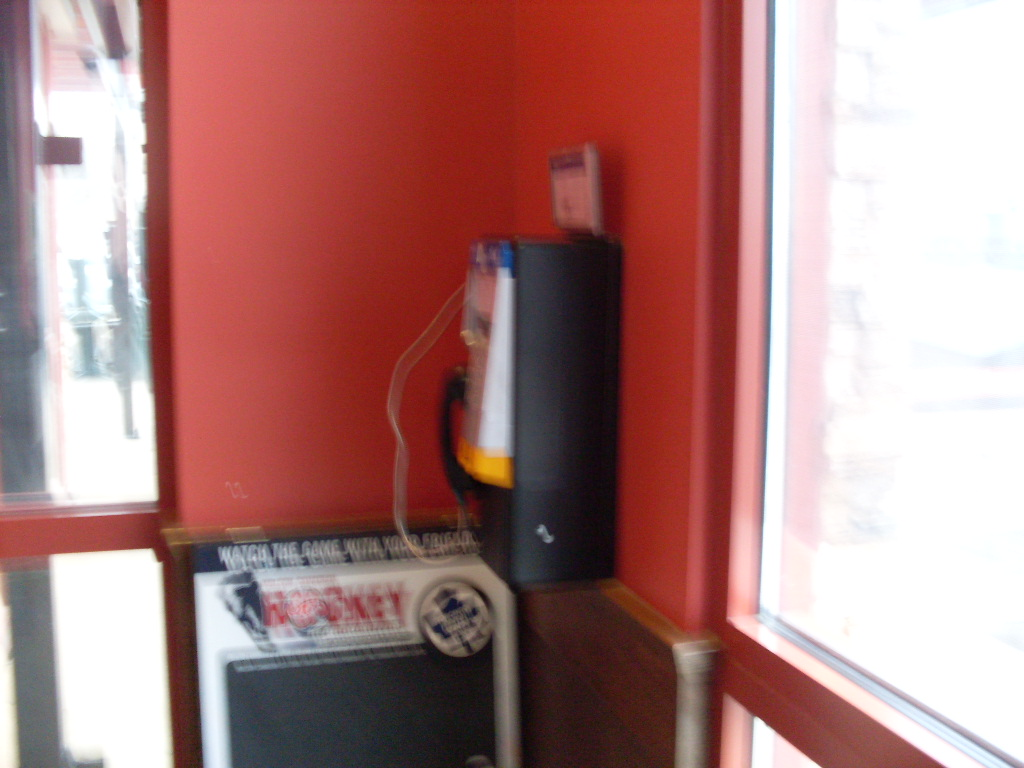 idea girl consulting boston pizza pay phone glendale ave. Black Bedroom Furniture Sets. Home Design Ideas