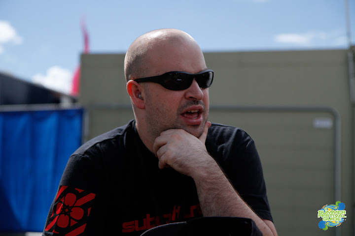 John O'Callaghan @ Sw4