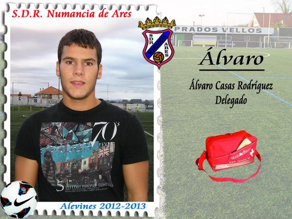 ADR Numancia de Ares. Álvaro.